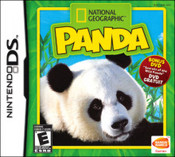 National Geographic Panda DS