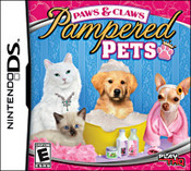 Paws & Claws: Pampered Pets DS