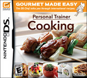 Personal Trainer: Cooking DS