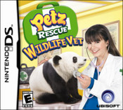 Petz Rescue Wildlife Vet DS