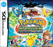 Pokemon Ranger: Shadows of Almia DS