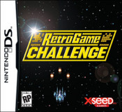 Retro Game Challenge DS