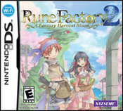 Rune Factory 2: A Fantasy Harvest Moon DS