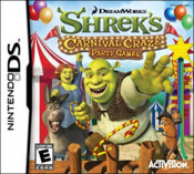 Shrek's Carnival Craze DS