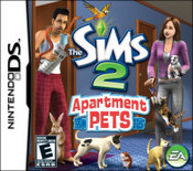 Sims 2: Apartment Pets DS