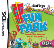 Six Flags Fun Park for Nintendo DS last updated Oct 12, 2008