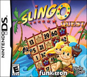 Slingo Quest for Nintendo DS last updated Oct 12, 2008