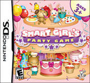 Smart Girls Party Game DS