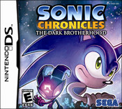 Sonic Chronicles: The Dark Brotherhood DS