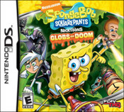 SpongeBob SquarePants featuring Nicktoons: Globs of Doom DS