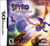 Spyro: Dawn of the Dragon DS