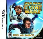 Star Wars The Clone Wars: Jedi Alliance DS