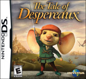 Tale of Despereaux DS