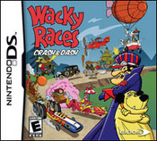 Wacky Races: Crash & Dash DS