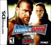 WWE SmackDown vs. Raw 2009 DS