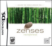 Zenses Rainforest for Nintendo DS last updated Oct 12, 2008