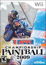 NPPL Championship Paintball Breakout 2009   Wii