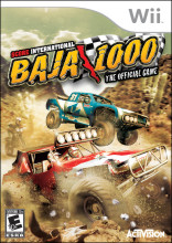 SCORE International Baja 1000 Wii