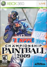 NPPL Championship Paintball Breakout 2009  Xbox 360