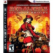 Command & Conquer: Red Alert 3 PS3