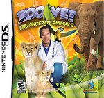 Zoo Vet: Endangered Animals Wii