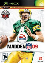 Madden NFL 09 for Xbox last updated Nov 17, 2008