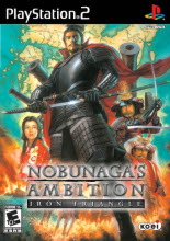 Nobunaga's Ambition: Iron Triangle PS2