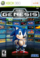 Sonic's Ultimate Genesis Collection Xbox 360