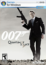 Bond 007: Quantum of Solace PC