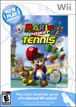 Mario Power Tennis for Wii last updated Jun 20, 2009