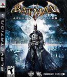 Batman: Arkham Asylum for PlayStation 3 last updated Nov 03, 2013