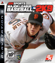 Major League Baseball 2K9 PS3