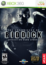 Official The Chronicles Of Riddick Assault On Dark Athena X360