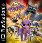 Spyro: Year of the Dragon PSX