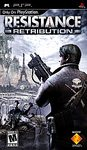 Resistance: Retribution for PSP last updated Oct 15, 2010