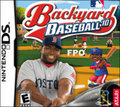 Backyard Baseball 2010 DS