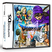 Dragon Quest V: Hand of the Heavenly Bride DS