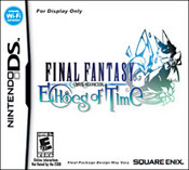 Final Fantasy Crystal Chronicles: Echoes of Time for Nintendo DS last updated Jan 01, 2009