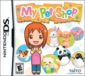 My Pet Shop DS