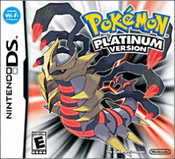 Pokemon Platinum for Nintendo DS last updated Jan 24, 2013