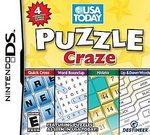 USA Today Puzzle Craze DS