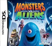 Monsters vs. Aliens DS
