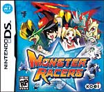 Monster Racers DS
