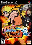 Naruto: Ultimate Ninja 4 PS2