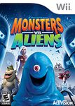 Monsters vs. Aliens Wii