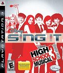 Disney Sing It: High School Musical 3 Senior Year for PlayStation 3 last updated Feb 17, 2010