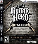 Guitar Hero: Metallica for PlayStation 3 last updated Apr 29, 2010