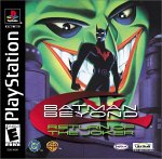 Batman Beyond: Return of the Joker PSX