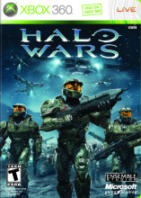 Halo Wars for Xbox 360 last updated Mar 31, 2010