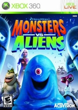 Monsters vs. Aliens for Xbox 360 last updated Jan 21, 2009